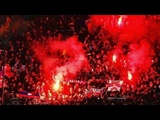 MANCHESTER UNITED VS PSG - AMBIANCE DU CUP - ULTRA PSG