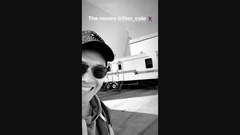 Moves Finn Cole