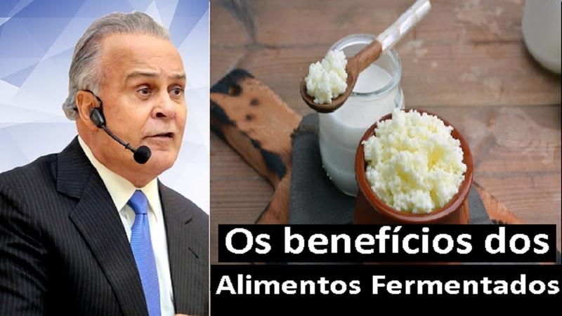 Os benefícios do KEFIR de leite Coco | Alimentos Fermentados para a Microbiota Intestinal