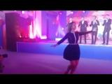 Мария Захарова танцует калинку