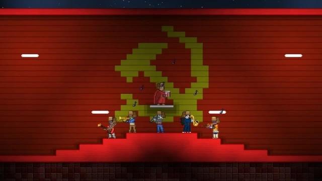 Starbound Cover - Red Alert 3 Theme (Soviet March)