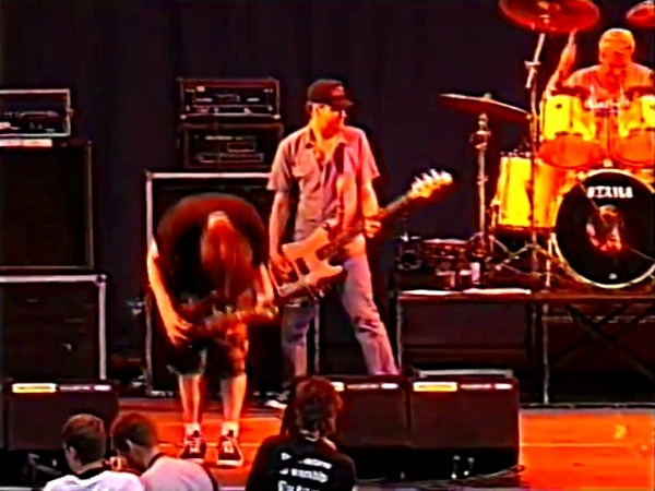 HELMET - Live Hultsfred 1997 (PROSHOT Remastered)