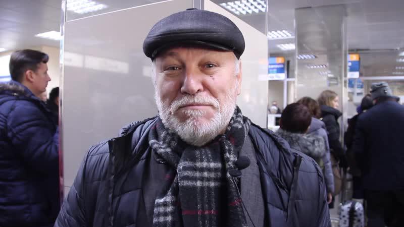 Отзыв о служении команды МГДИ. Петр Михаилович Ярмолюк