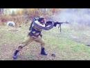 Для пулеметчика самое главное - цель, планка и стабильность РосгвардияБашкортостан спецназ СОБР