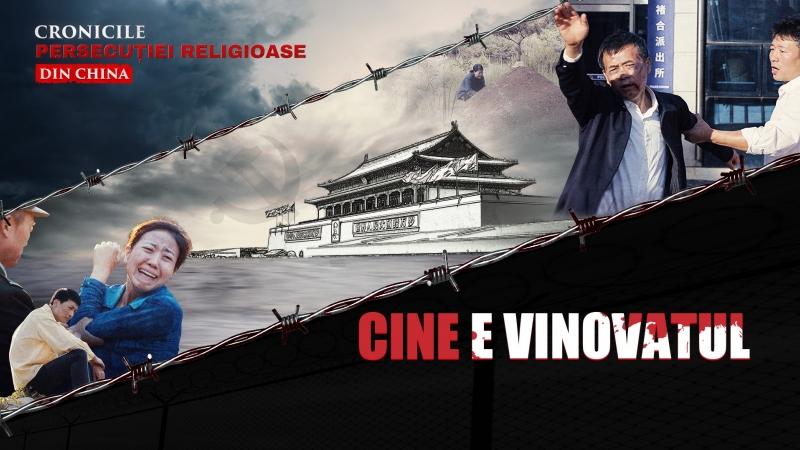 """Film documentar creștin _ Cronicele persecuției religioase din China """"Cine e vinovatul"""""""