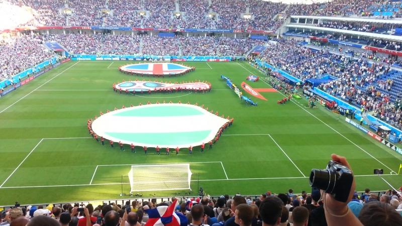 Нигерия-Исландия гимны