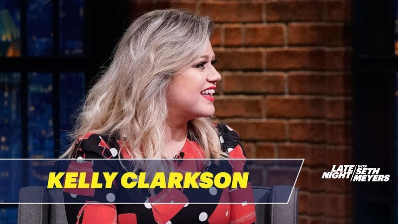 Kelly Clarksons Son Loves Going on Stage with Her