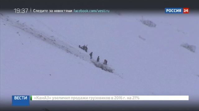 Новости на Россия 24 • Крушение спасательного вертолета в Италии: никто не выжил