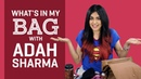What's in my bag with Adah Sharma Pinkvilla S01E03 Bollywood Lifestyle