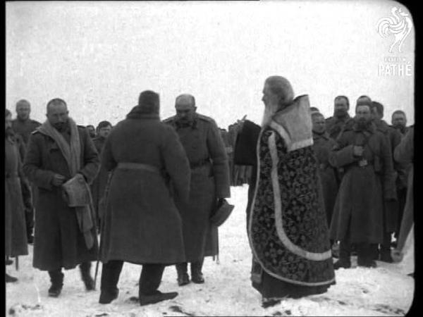 Russian Religious Service (1914-1918)