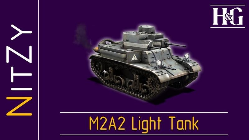 M2A2 - Heroes and Generals - Танковый гайд