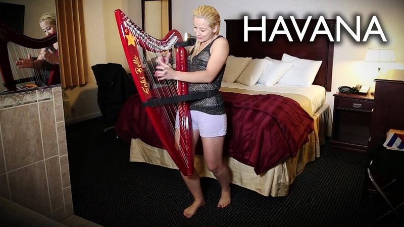 Havana - Enki Bello (Electric Harp - Arpa Eléctrica)