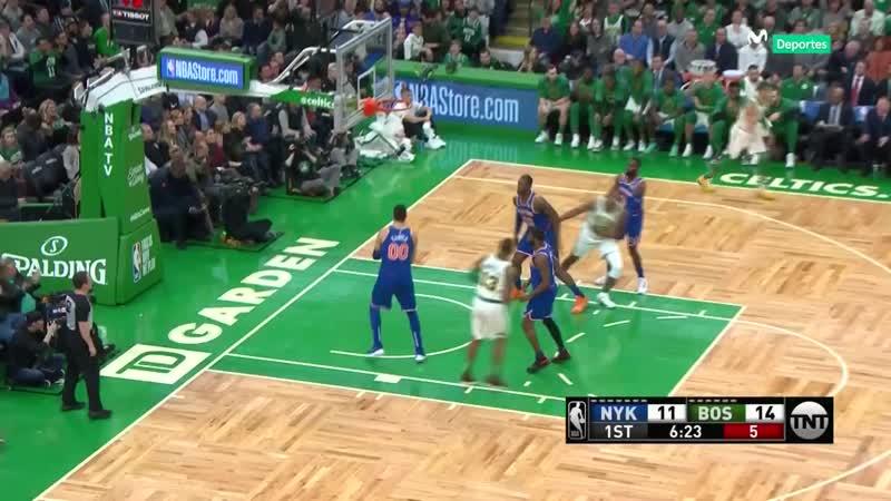 06.12.2018 Celtics vs Knicks