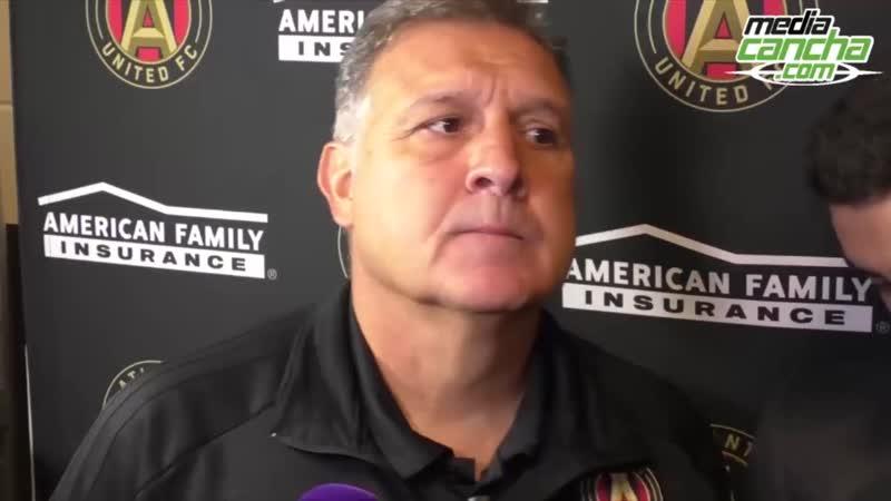 """Técnico """"Tata"""" Martino dejará Atlanta United a fin de año"""