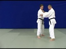 Nage waza – ura-nage (judo, 1 kyu).