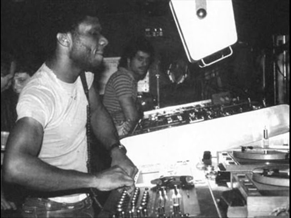 The Paradise Garage 1985 Larry Levan With A Live PA From Jocelyn Brown