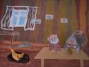 Мультфильм Курочка ряба Абакумов Александр, 9 лет