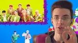 РЕАГИРУЮ НА BTS - IDOL (Feat. Nicki Minaj)' Official MV ХЕСУС СМОТРИТ JesusAVGN