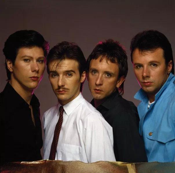 Ultravox — британская рок-группа, оказавшая серьёзное влияние на новую волну. Первоначально играли панк-рок и назывались Ultravox!; под таким именем выпустила три альбома в 1977—79 годы на