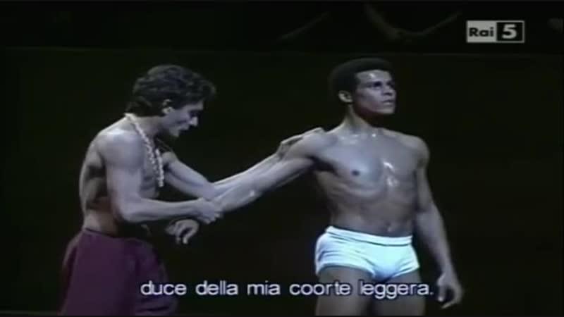 Le martyre de Saint Sebastien - ballet (La Scala, Milano, 1986)