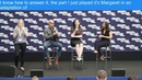 Captin America: Hayley Atwell Stanley Tucci Panel (HVFF London 2017)