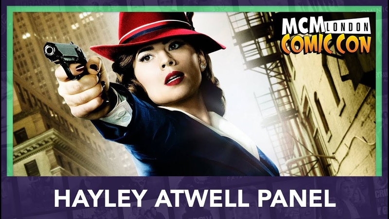 Hayley Atwell - MCM London Comic Con 2017