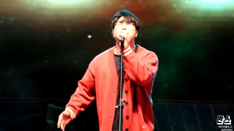 181005)) 제천바이오한방엑스포 - SG워너비 : 탄생 ♩