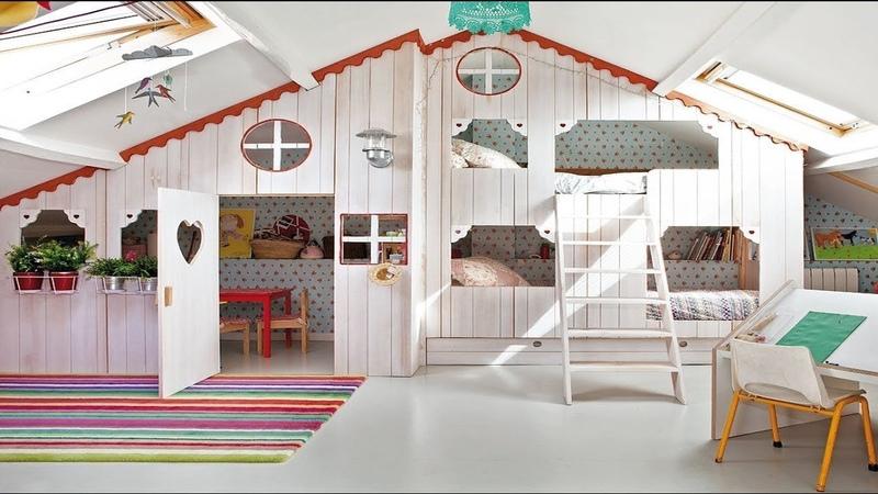 Muebles Inteligentes Para El Ahorro Del Espacio | Ideas Ingeniosas ▶7