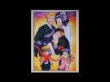 Naruto Shippuuden OST Speed Drawing - Naruto and Hinata [TRIBUTE NARUTO]
