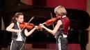 J. Gade -- Jealousy Two Violins Lebedeva Trio