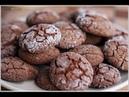 Шоколадное Печенье Chocolate Cookies Recipe Очень Простой Рецепт Вкусно и Быстро