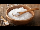 СОЛЬ ЛЕЧИТ - пародонтоз, грибок, бородавки, отравление 10 полезных рецептов!