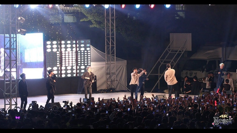 180919 [4K] iKON(아이콘)-취향저격 [순천향대학교 축제] 직캠(fancam) by 포에버