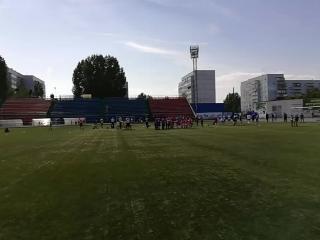 Университет-Спартак Сызрань,1-й тайм,09.09.18