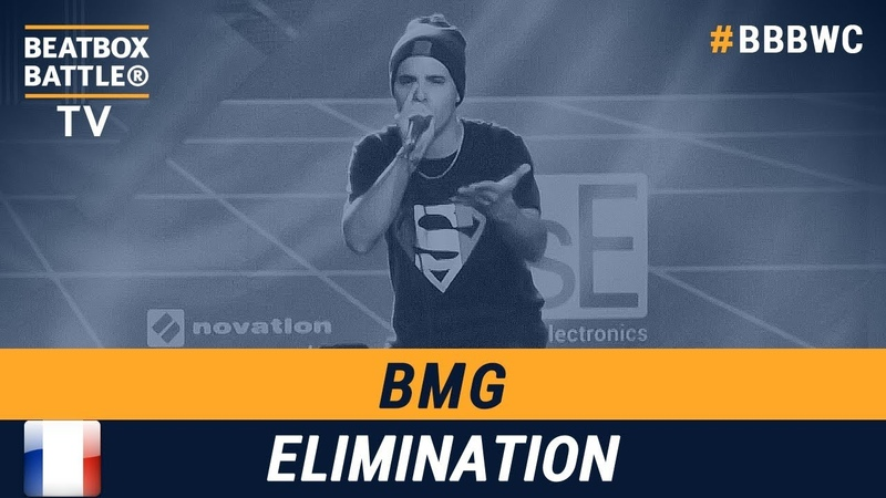 [ Bmg ] [ BBBWC ] [ Wabbpost ] Men Elimination - 5th Beatbox Battle World Championship