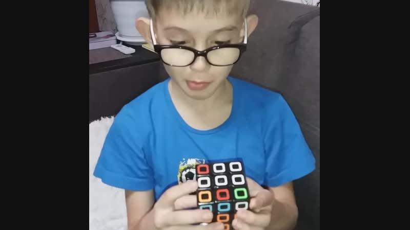 Эльдар собирает Кубик Рубика! » Freewka.com - Смотреть онлайн в хорощем качестве