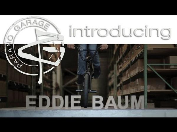 Parano Garage introducing Eddie Baum