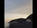Пляж в поселке Рыбачье Крым