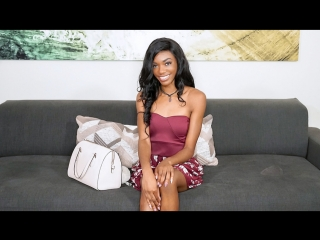 Chanel Skye [PornMir, ПОРНО, new Porn, HD 1080, Ebony, Cum On Tits, Natural Tits, POV, Straight, Teen]