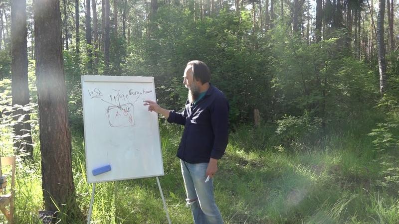 Александр Дугин - Эсхатология в геополитике (IV Евразийская школа)