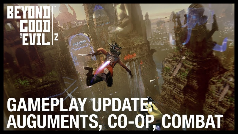 Beyond Good and Evil 2 New Gameplay Update - Augments, Vehicles, Co-Op, and Spyglass | Ubisoft [NA]