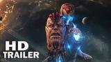 AVENGERS 4 The End Game - Tribute Trailer (2019) Brie Larson, Robert Downey Jr. HD