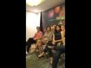 HOTEL TRANSYLVANIA 3 SUMMER VACATION Press Junket - Selena Gomez, Andy Samberg