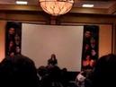 Samantha Ferris at Creation Con 2