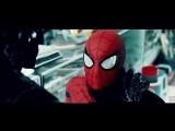 Веном съедает Человека-Паука