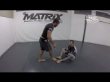 Toreando Guard Passing Sequence with Leglock Option NO-GI