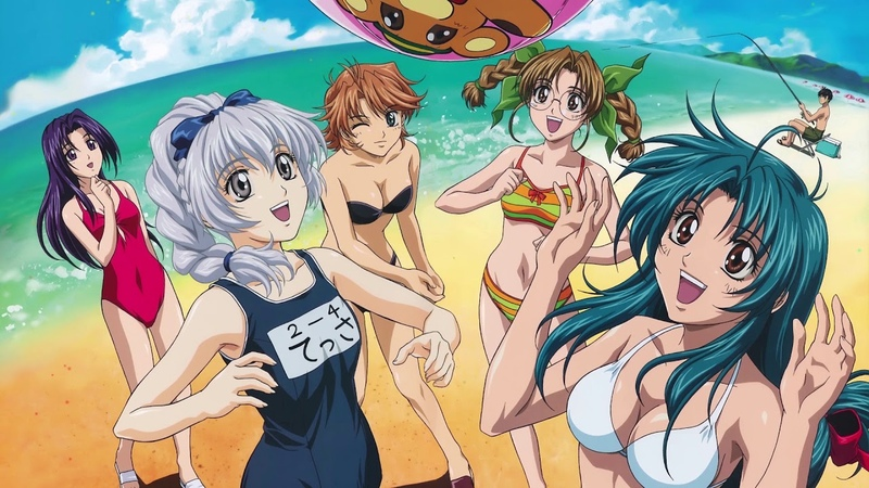 Full Metal Panic! Fumoffu ED / Mikuni Shimokawa - Kimi ni Fuku Kaze