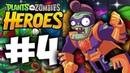 Прохождение Растения против Зомби Герои - Часть 4. Собрал классную колоду