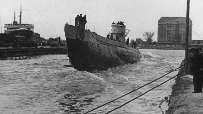 Серые волки Фюрера. Германские подводные лодки 1939-1945 г. (Фильм 3)