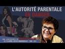 L'autorité parental en danger un conférence de Marion Sigaut à Marseille le 13 avril 2019